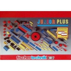 FISCHER TECHNIK : JUNIOR PLUS