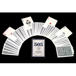 NAIPE 505 MAGIA BL caras...