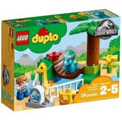 LEGO DUPLO : JURASSIC WORLD...