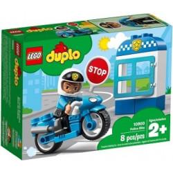 LEGO DUPLO : MOTO DE POLICIA