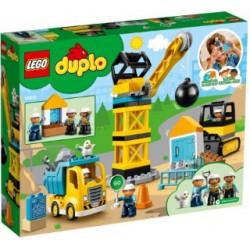 LEGO DUPLO : DERRIBO CON...