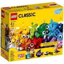 LEGO : Ladrillos y Ojos