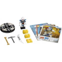 LEGO : FIGURAS NINJA « KRAZI »