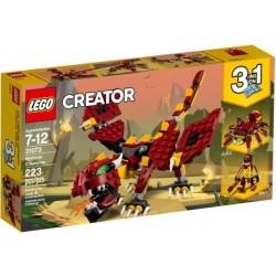 LEGO CREATOR : Criaturas...
