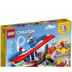 LEGO CREATOR : Audaz avión...