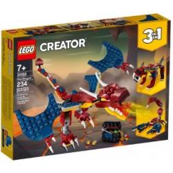 LEGO CREATOR :  Dragón...