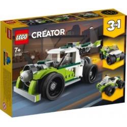 LEGO CREATOR : Camión a...