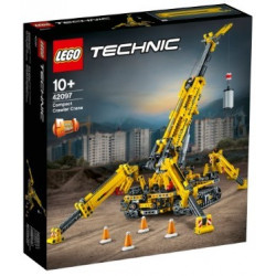 LEGO TECHNIC : Grua sobre...