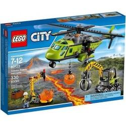 LEGO CITY : Volcán:...