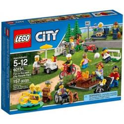 LEGO CITY : Diversión en el...