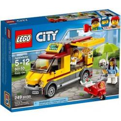 LEGO CITY :  Camion de Pizza