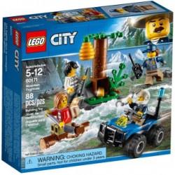 LEGO CITY : Montaña: Fugitivos