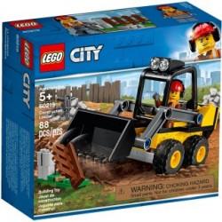 LEGO CITY : Retrocargadora