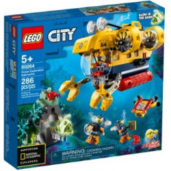 LEGO CITY : OCEANO :...