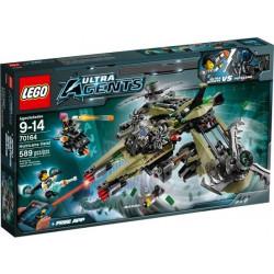 Lego Ultra Agents : Atraco...