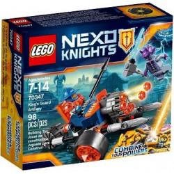 LEGO NEXO NIGHTS : Vehiculo...