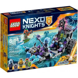 LEGO NEXO NIGHTS : Rodillo...
