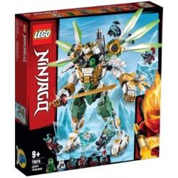 LEGO NINJAGO : Titan Robot...