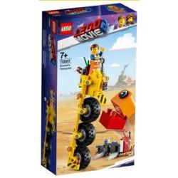 LEGO MOVIE 2 : Triciclo de...
