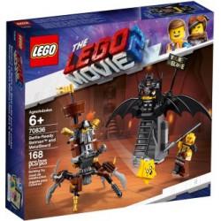 LEGO MOVIE 2 : Batman y...