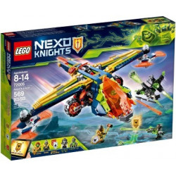 LEGO NEXO NIGHTS : X-bow di...