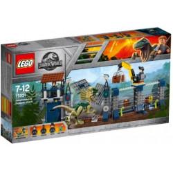 LEGO Jurasic : Ataque del...