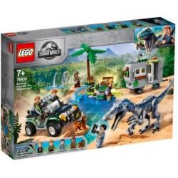 LEGO Jurasic : Encuentro...