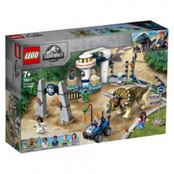 LEGO Jurasic : Caos del...