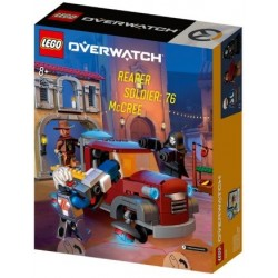 LEGO : OVERWATCH - BATALLA...