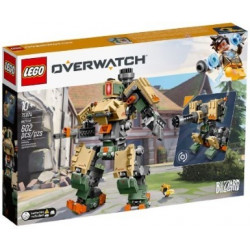 LEGO : OVERWATCH - BASTION