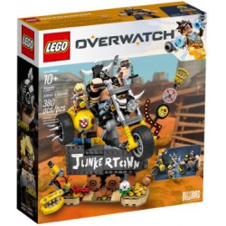 LEGO : OVERWATCH - JUNKRAT...