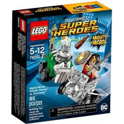 LEGO Super Heroes : Mighty...