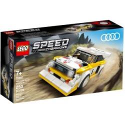 Lego Speed Champions : Audi...
