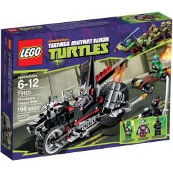 LEGO TORTUGAS NINJA : La...