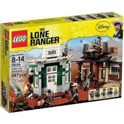 LEGO LONE RANGERS : DUELO...