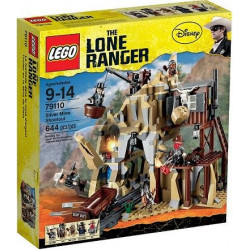 LEGO LONE RANGERS :...