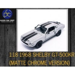 SIGNATURE :  SHELBY GT 500...