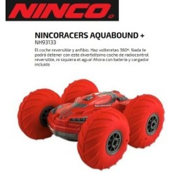NINCORACERS : AQUABOUND...