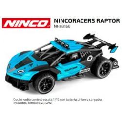NINCORACERS : RAPTOR  coche...