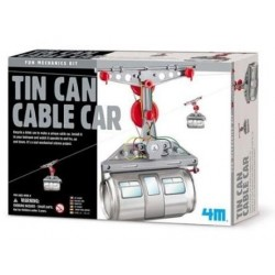 GREEN SCIENCE : TIN CAN...