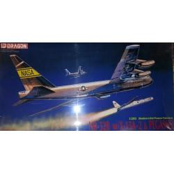 DRAGON : NB-52B w  X-15 A-2...