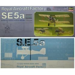HASEGAWA : Kit S.E 5 A...