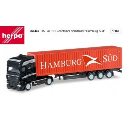 HERPA :  Camion DAF FXF SSC...
