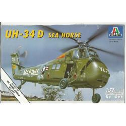 ITALERI: UH-34 D  SEA HORSE...