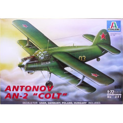 ITALERI: ANTONOV AN-2 COLT...