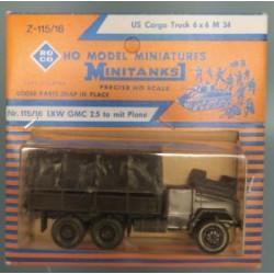 ROCO MINITANKS : Camion GMC...