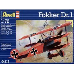 REVELL : FOKKER DR.1...