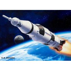 REVELL : Apollo Saturno V...