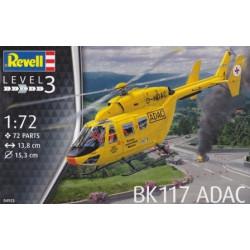 REVELL : BK 117  ADAC...