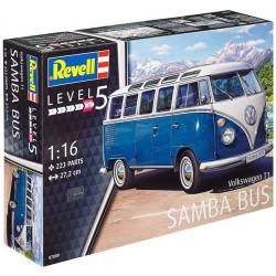 REVELL : kit plastico VW T1...